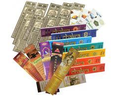 Aargee Variety - Varillas de incienso (27 paquetes)