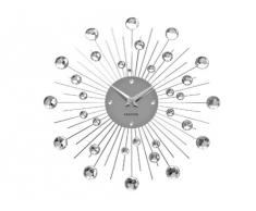 Karlsson KA4860 - Reloj de pared mediano, cristal