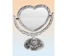 Espejo de mesa de diseño vintage