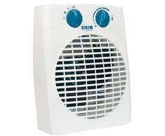 HJM 609 calentador de ambiente - Calefactor Blanco