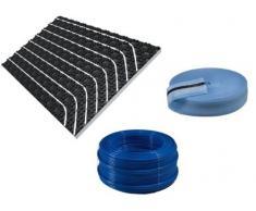 Buderus calefacción por suelo radiante de las superficies de sistema de calefacción sistema de placa de leva, superficie§Buderus suelo radiante paquete: 72 M²