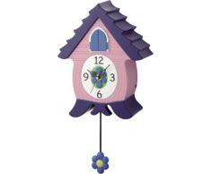 HeadsUp Design - Reloj de cuco, diseño de cerdo