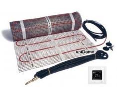 Devi eléctrica - calefacción por suelo radiante Devimat Dünnbettset devireg Touch 150 W/m² para caballos