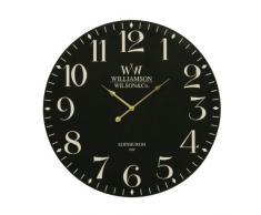 Premier Housewares - Reloj de pared clásico (60 cm)