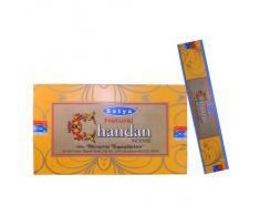 Varillas de incienso 180g Satya Chandan Natural fragancia