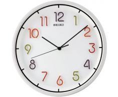Seiko QXA447H - Reloj analógico de pared de cuarzo