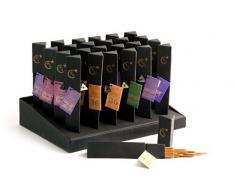 Aargee - Varillas de incienso (48 paquetes triangulares)