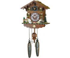 Reloj cucú de cuarzo Casa suiza, incluye baterías TU 432 Q