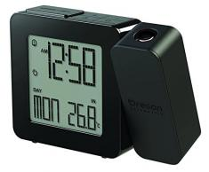 Oregon Scientific RM-338P - Reloj proyector, color negro