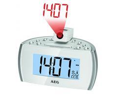 AEG MRC 4119 P - Reloj de proyección Radio