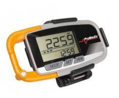 ProMedix PR-315 - Podómetro Multifunción, Acelerómetro, Contador de pasos, distancia y calorías quemadas cronómetro Fitness