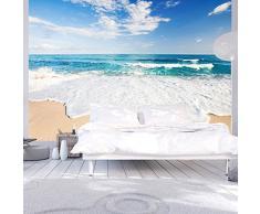 Fotomural 300x210 cm ! Papel tejido-no tejido. Fotomurales - Papel pintado 300x210 cm - playa mar naturaleza c-B-0035-a-a