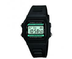 Casio Collection – Reloj Hombre Correa de Resina W-86-1VQES