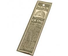 Aargee Ck One - Varillas de incienso, multicolor