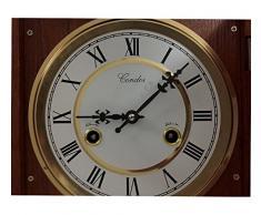 Reloj de pared con péndulo, 31 dias mecánico precioso envío gratis