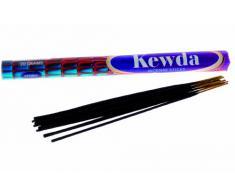 Aargee Kewda - Varillas de incienso, multicolor