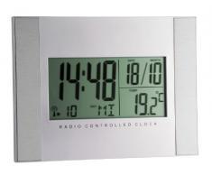 TFA Dostmann 98.1061 - Reloj digital de pared (150 x 200 x 24 mm, 400 g)
