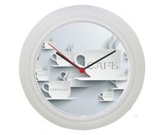 Cafe reloj de pared
