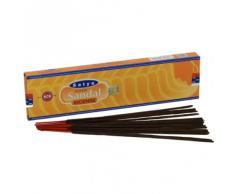 Satya Nag Champa Super - Varillas de incienso, sándalo, multicolor