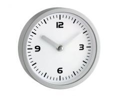 TFA 60.3012 - Reloj de cuarzo para pared, con 4 ventosas grandes de sujeción