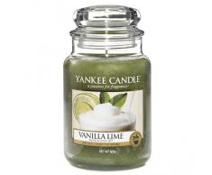 Yankee Candles - Vela Aromatica Vanilla lime 22 oz (623.7g)