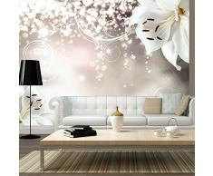 Fotomural 400x280 cm ! 3 tres colores a elegir - Papel tejido-no tejido. Fotomurales - Papel pintado 400x280 cm - flores b-A-0012-a-b