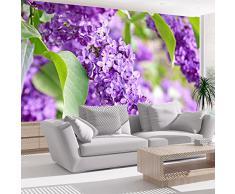 Fotomural 350x245 cm ! 3 tres colores a elegir - Papel tejido-no tejido. Fotomurales - Papel pintado 350x245 cm - flores Foto b-A-0005-a-c