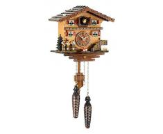 Reloj cucú de cuarzo Casa suiza, incluye baterías TU 458 Q