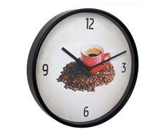 "'Reloj de pared ""café rojo 30 cm reloj de pared reloj"
