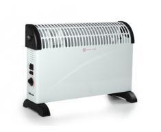 TriStar KA-5912 calentador de ambiente - Calefactor (2,1 kg) Negro, Color blanco