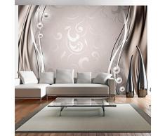 Papel tejido-no tejido. Fotomurales ! Fotomural ! Papel pintado ! 300x210 cm - abstracto a-A-0014-a-c - 3 tres colores a elegir