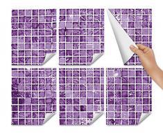 Azulejo de cocina compra barato azulejos de cocina - Pegatinas para tapar agujeros en azulejos ...