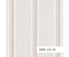 MUESTRA de papel pintado EDEM serie 112   diseño de rayas del estilo inglés, 112-XX:S-112-30