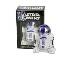 Bluw 1415.8240.71 - Temporizador de cocina, diseño Star Wars R2-D2