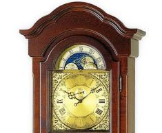 AMS S2021/1 Reloj de pie, madera, multicolor, 217 x 75 x 45 cm