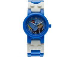 ece2dd2fde24 Reloj Modificable Infantil de Luke Skywalker de LEGO Star Wars 8020356 con  Pulsera por Piezas y