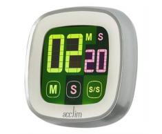Acctim CK5132 pantalla táctil de desplazamiento temporizador de cocina