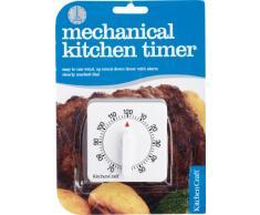 Kitchen Craft KCTIM2HR - Temporizador de cocina