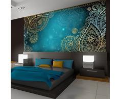 murando - Fotomural 250x175 cm - Papel tejido-no tejido - Papel pintado - orientee ornamento f-a-0146-a-b