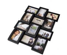 Multi Aperture - Marco para 12 fotos (fotos de 15 x 10 cm)