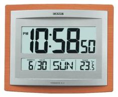 Reloj De Pared Digital Casio Id-15-5df