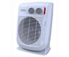DeLonghi HVF3030MD calentador de ambiente - Calefactor (230V, 50 Hz, 23,7 cm, 237 x 175 x 315 mm, 1,3 kg) Color blanco