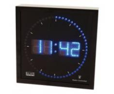 Balance HE-CLOCK-27 - Radiodespertador (pantalla Led), negro (importado)