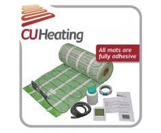 calefacción por suelo radiante eléctrico 17m2 160W/m2