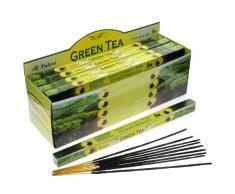 Tulasi McGuinness - Varillas de incienso con aroma a té, lote de 25 paquetes
