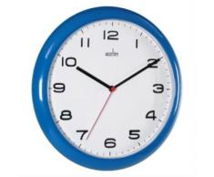 ACCTIM AYLESBURY 92/308 reloj de pared azul