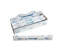 Stamford Love Angel - Varillas de incienso (6 paquetes de 20 varillas)