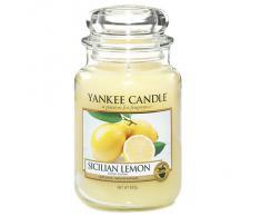 Yankee Candles® - 1230635E - Vela Perfumada - Olor siciliana Limón - 22 oz