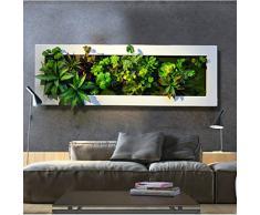 SpringEver - Planta artificial para pared, hecha por encargo