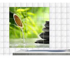 Azulejo de ba os compra barato azulejos de ba os online for Pegatinas baldosas cocina